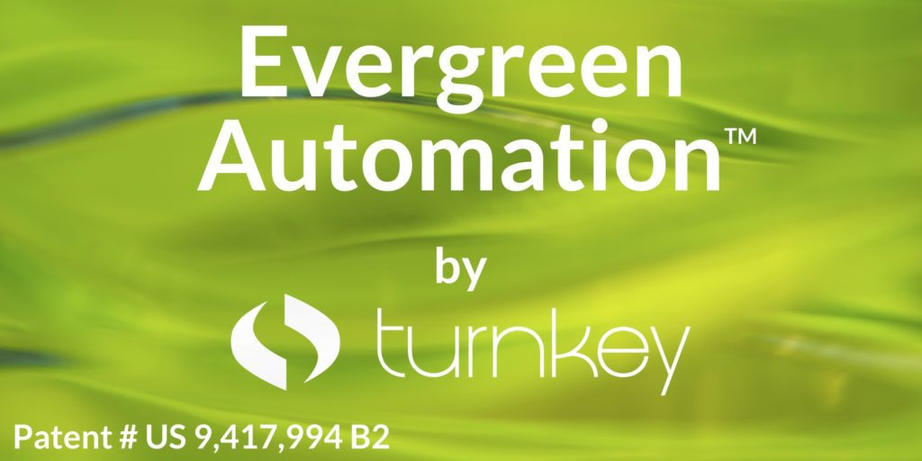 Evergreen Automation, test automation